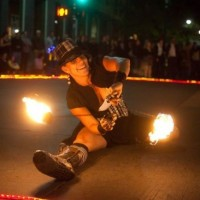Caroleeena - Fire Dancer in Fayetteville, North Carolina