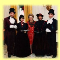 Carolers - A Cappella Singing Group in Baton Rouge, Louisiana