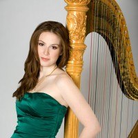 Caroline Cole - Harpist in Newark, New Jersey