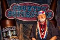 Casey Ferguson - Willie Nelson Tribute - Impersonators in La Vergne, Tennessee