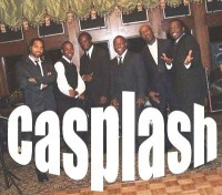 The Casplash Band a.k.a. Caribbean Splash - Beach Music in Trenton, New Jersey