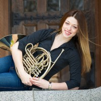 Cassandra Imperatore - Trombone Player in ,
