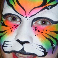 Caswell Designs Face Painting - Body Painter in San Antonio, Texas
