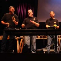 Temporal Mechanics Union - Drum / Percussion Show / Educational Entertainment in Arkansas City, Kansas