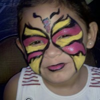 Cecilia Aguilar Make-UP Artist - Face Painter in Long Beach, California