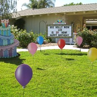 Celebrate With A Sign - Party Decor in Santa Ana, California