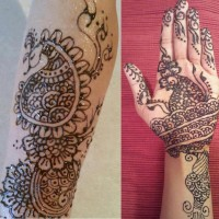 Celebrations Art Studio - Henna Tattoo Artist / Face Painter in Sun Prairie, Wisconsin