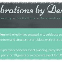 Celebrations by Design - Event Planner in Elizabethtown, Kentucky