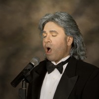 Celebrities on Stage featuring Andrea Bocelli - Andrea Bocelli Impersonator / Fine Artist in Providence, Rhode Island