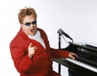 Celebrities on Stage featuring Elton John - Impressionist in Lowell, Massachusetts