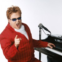 Celebrities on Stage featuring Elton John - Elton John Impersonator / Look-Alike in Providence, Rhode Island