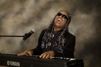 Celebrities on Stage featuring Stevie Wonder