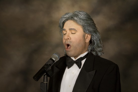 Anthony Edwards As Andrea Bocelli