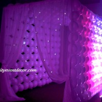 Celebrity Event Decor - Balloon Decor in Jacksonville, Florida