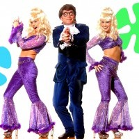 Celebrity Grams - Austin Powers Impersonator in ,