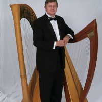 Celestial Strings and Ceremonies Harpist - Wedding Officiant in Midland, Michigan
