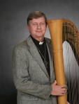 Rev. William Reister, Harpist