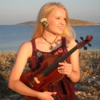 Celka Ojakangas - Viola Player in Bolivar, Missouri