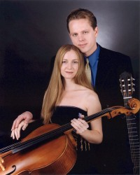Cello and Guitar Duo
