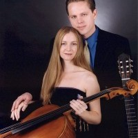 Cello and Guitar Duo - String Quartet in Gary, Indiana
