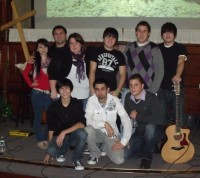 CFC Youth Worship - Gospel Music Group in Boston, Massachusetts