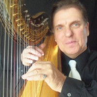 Chalifour & Friend - Harpist in Paradise, Nevada