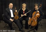 Festive Trio - Violin, Cello and Flute