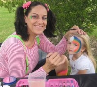 Changing Faces - Face Painter in The Woodlands, Texas