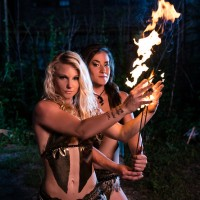 Chanovanni Aerialists & Entertainers - Fire Performer in Fremont, California