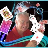 Charlie B The Magic Man - Magic in Wilmington, North Carolina