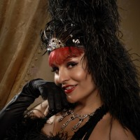 Charlotte La Belle Araigne'e Burlesque - Burlesque Entertainment in Riverside, California