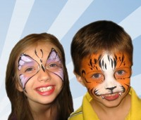 Charming Faces Face Painting - Temporary Tattoo Artist in Baltimore, Maryland