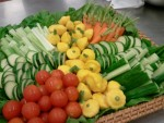 Crudite Tray