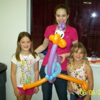 Chelsea's Balloons! - Balloon Twister in Apex, North Carolina