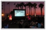 Chicago Outdoor Movie Screen Rentals