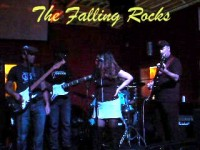 ChickJagger & The Falling Rocks - Blues Brothers Tribute in Salinas, California