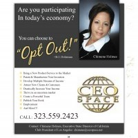 Chimene Holmes - Business Motivational Speaker in Carson, California