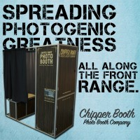 Chipper Booth Photo Booth Rental Company - Tent Rental Company in Broomfield, Colorado