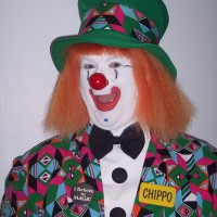 Chippo The Clown - Costumed Character in Steubenville, Ohio