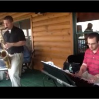Chris Beaudry / Mike Verselli Duo - Jazz Band in New London, Connecticut