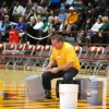 "Chris ""BucketMan"" Harris, Bucket Drummer"