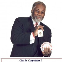 Chris Capehart - Comedy Magician in Newark, Delaware