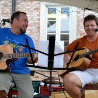 Chris Thatcher - One Man Band in Connersville, Indiana