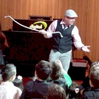 Chris Westfall - Birthday Party Magician - Children's Party Magician in Toronto, Ontario