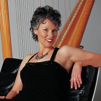 Christa Grix, Harpist - Viola Player in Lansing, Michigan