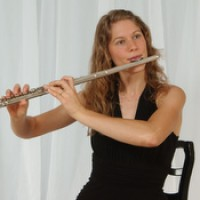 Christen Stephens, Flutist and Pianist