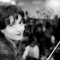 Christine Kharazian - Violinist in Annapolis, Maryland
