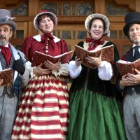 Christmas Matters Holiday Carolers - A Cappella Singing Group in Los Angeles, California
