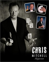 Christopher Mitchell Illusionist/ Magician/ MC
