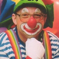 Chuckles the Clown - Face Painter in Leesburg, Virginia